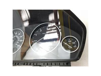 2012-2015 BMW 3 SERIES SPEEDOMETER DIESEL AUTOMATIC 146304 Miles