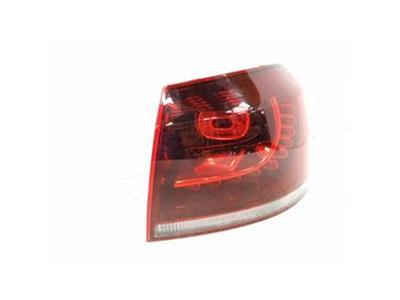 2008-2013 MK6 5K VOLKSWAGEN GOLF REAR TAIL LIGHT RH Driver Side 2 DR CONVERTIBLE