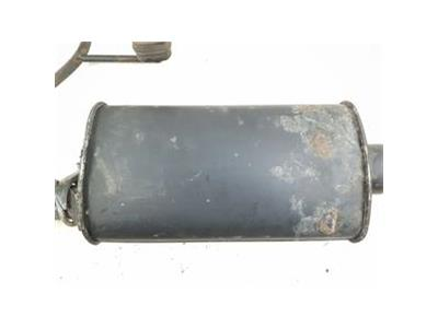 2004-2011 MK5 VAUXHALL ASTRA H AFTERMARKET EXHAUST SILENCER REAR 1.4 PETROL