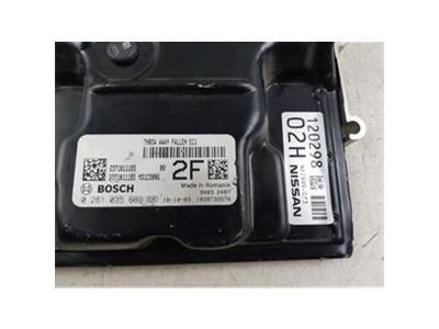 2018-2020 MK2 NISSAN QASHQAI J11 ENGINE ECU 1.5 DIESEL K9K 115 E6D TEMP
