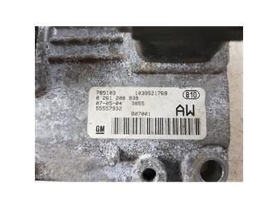 2007-2014 MK3 VAUXHALL CORSA D ENGINE ECU 1.0 PETROL Z10XEP(LJ4) 55557932