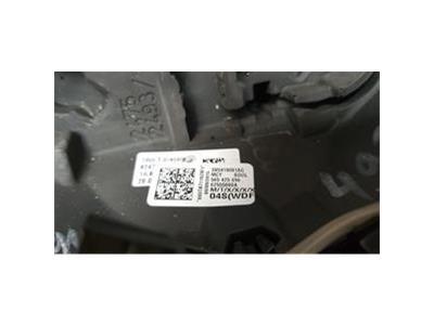 2015-2017 MK3 AUDI RS3 8V STEERING WHEEL PADDLE SHIFT Leather Alcantara