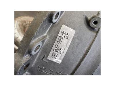 2013-2017 L494 RANGE ROVER SPORT GEARBOX 3.0 DIESEL AUTOMATIC 306DT GK627000AA