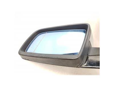 2003-2010 E60 BMW 5 SERIES DOOR WING MIRROR LH Passenger Side SILVER