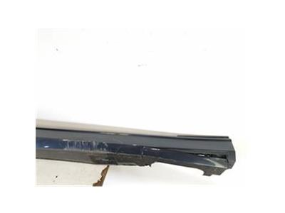 2015-2018 MK4 FL AUDI A6 C7 S-LINE SIDE SKIRT SILL COVER Driver Side BLUE SALOON