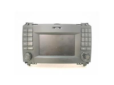 2013-2018 MK2 FL MERCEDES 906 SPRINTER RADIO CD PLAYER SAT NAV A9069000904
