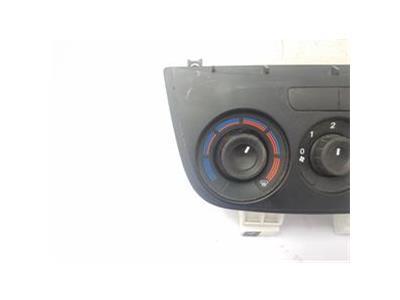2010-2015 MK2 FIAT DOBLO CARGO HEATER CONTROL PANEL ASSEMBLY