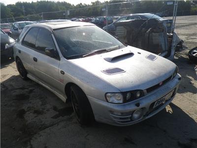 1996 SUBARU IMPREZA Turbo 4WD