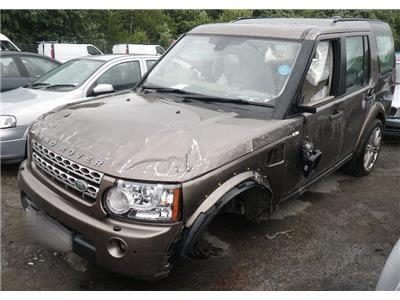 2010 Land Rover Discovery 4 RF Receiver AH42-15K602-BC