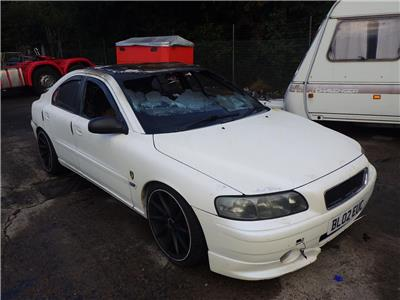 2002 VOLVO S60 SE D5