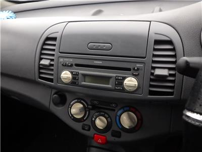 Nissan Micra 2003 To 2006 5 Door Hatchback