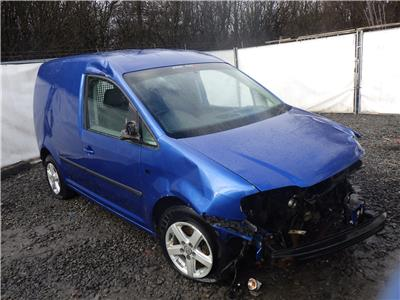2007 VOLKSWAGEN CADDY TDi