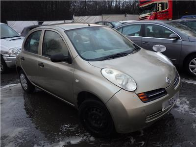 2003 NISSAN MICRA S