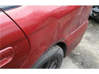 Subaru Legacy 1998 To 2004 4 Door Saloon