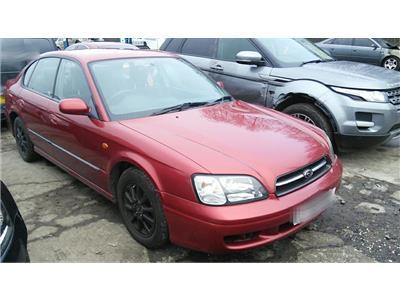 2000 SUBARU LEGACY GL AWD