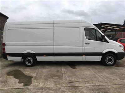 Mercedes-Benz Sprinter 2006 To 2013 Van