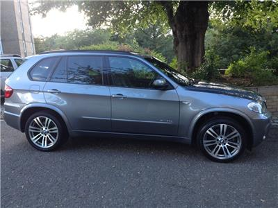 BMW X5 2010 To 2013 5 Door 4x4