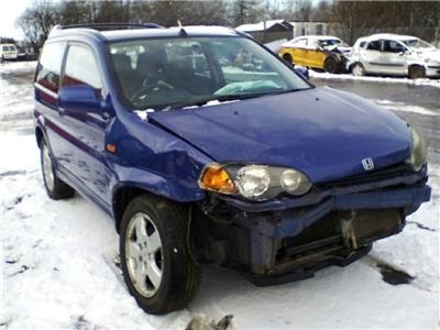 2001 HONDA HR-V 4WD