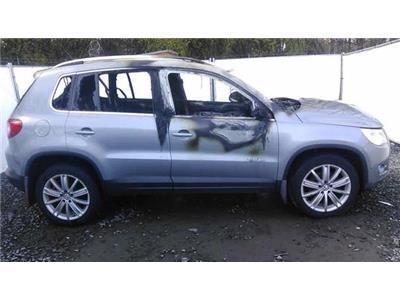 2008 Volkswagen Tiguan 2008 To 2016 5 Door SUV (Diesel