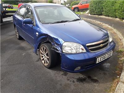 2007 CHEVROLET LACETTI CDX