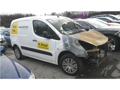2018 CITROEN BERLINGO L1 625 Enterprise BlueHDi 75 SWB