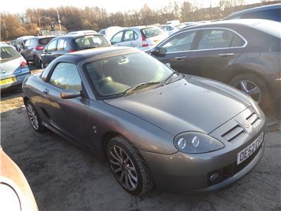 2002 MG TF 160