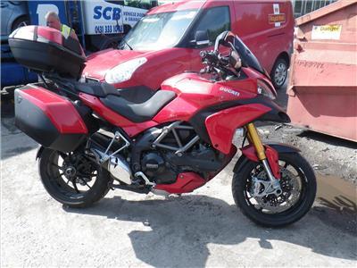 2013 MOTO ROMA  SOL TDi Ecomotive