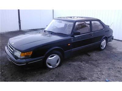 1991 SAAB 900 TURBO 16 S