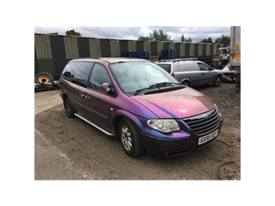 2006 CHRYSLER GRAND VOYAGER LX