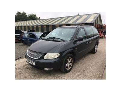 2001 CHRYSLER GRAND VOYAGER LX