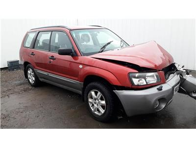 2005 SUBARU FORESTER X ALL WEATHER