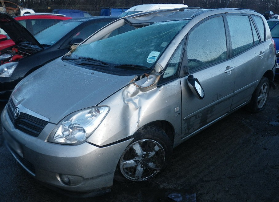 2003 toyota corolla verso 2001 to 2004 m p v diesel manual rh scbvehicledismantlers co uk Inside Toyota Verso toyota avensis verso parts catalog