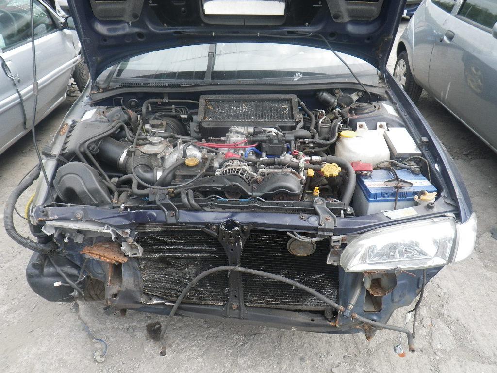 1999 Subaru Impreza 1998 To 2000 5 Door Estate Petrol Manual Engine Parts Diagram 2