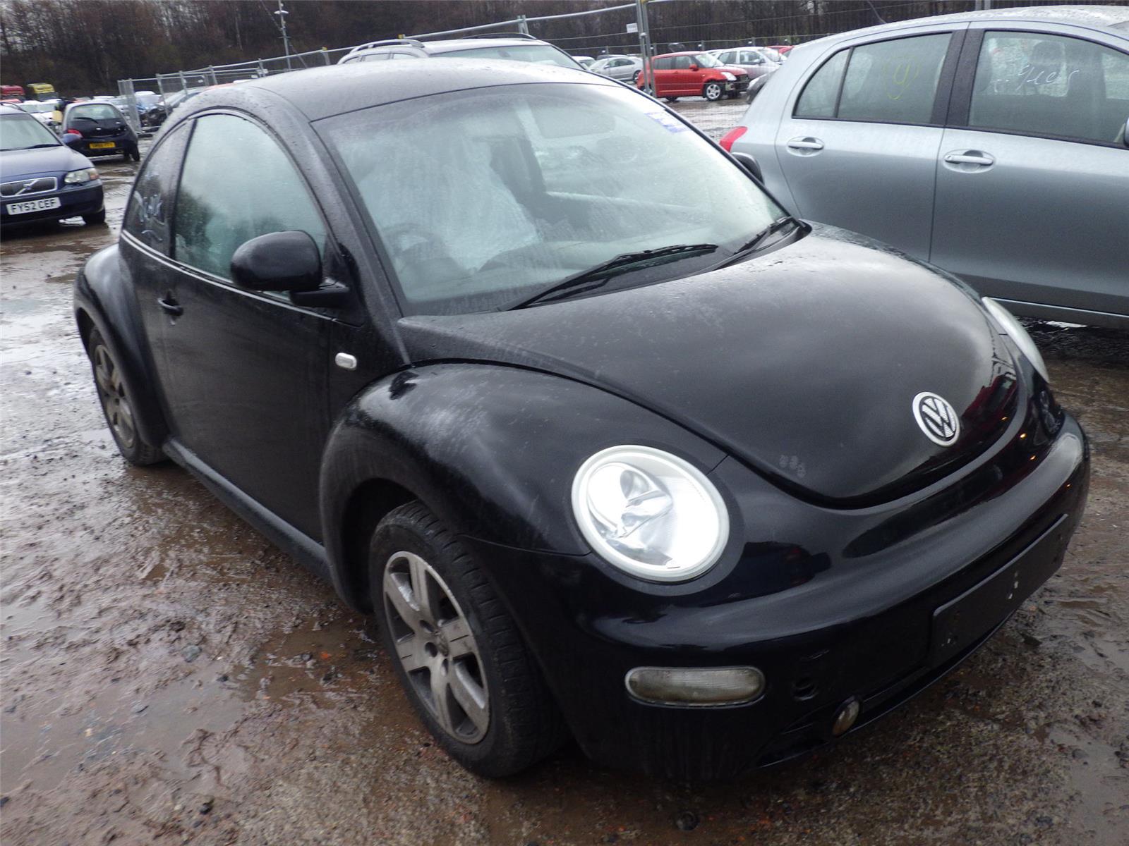Volkswagen Beetle 1999 To 2006 3 Door Hatchback