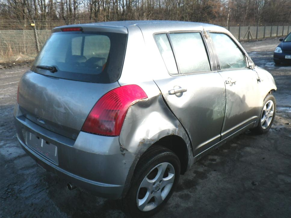 2006 suzuki swift glx 5 door hatchback petrol manual breaking rh burnsidemotors co uk