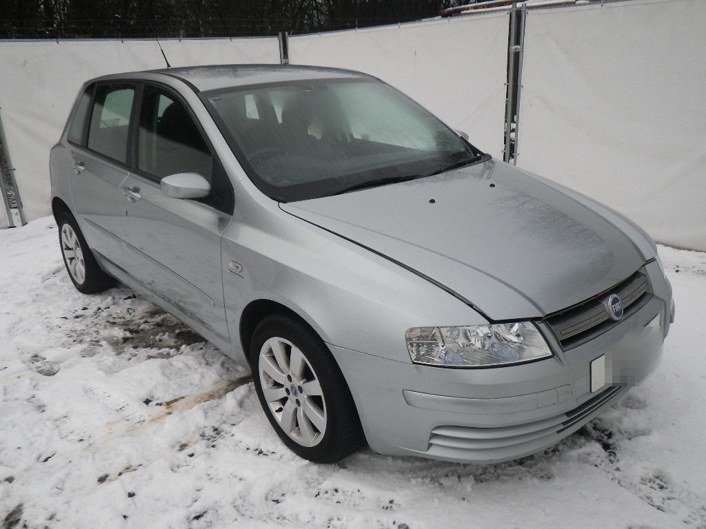 2006 fiat stilo dynamic 5 door hatchback petrol manual breaking rh burnsidemotors co uk Fiat Stilo Interor Fiat Stilo 2005