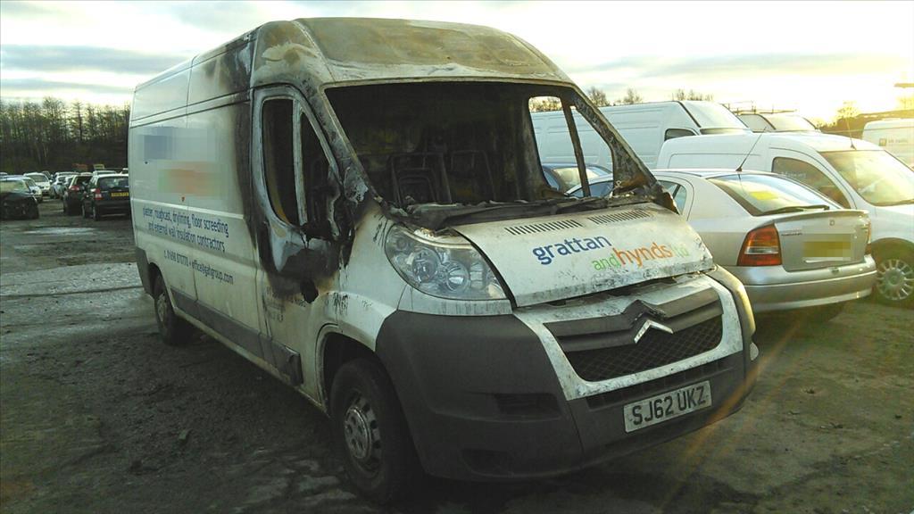Citroen Relay 2006 To 2014 Van: Citroen Relay Fuse Box Location At Johnprice.co