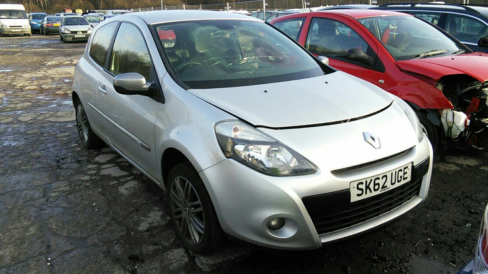 Renault Clio 2009 To 2012 Alternator Petrol Manual For Sale From