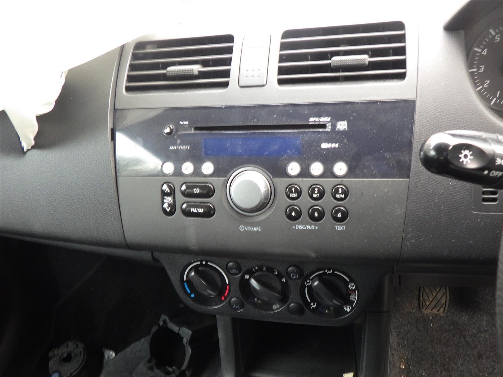 ... Suzuki Swift 2005 To 2010 5 Door Hatchback ...