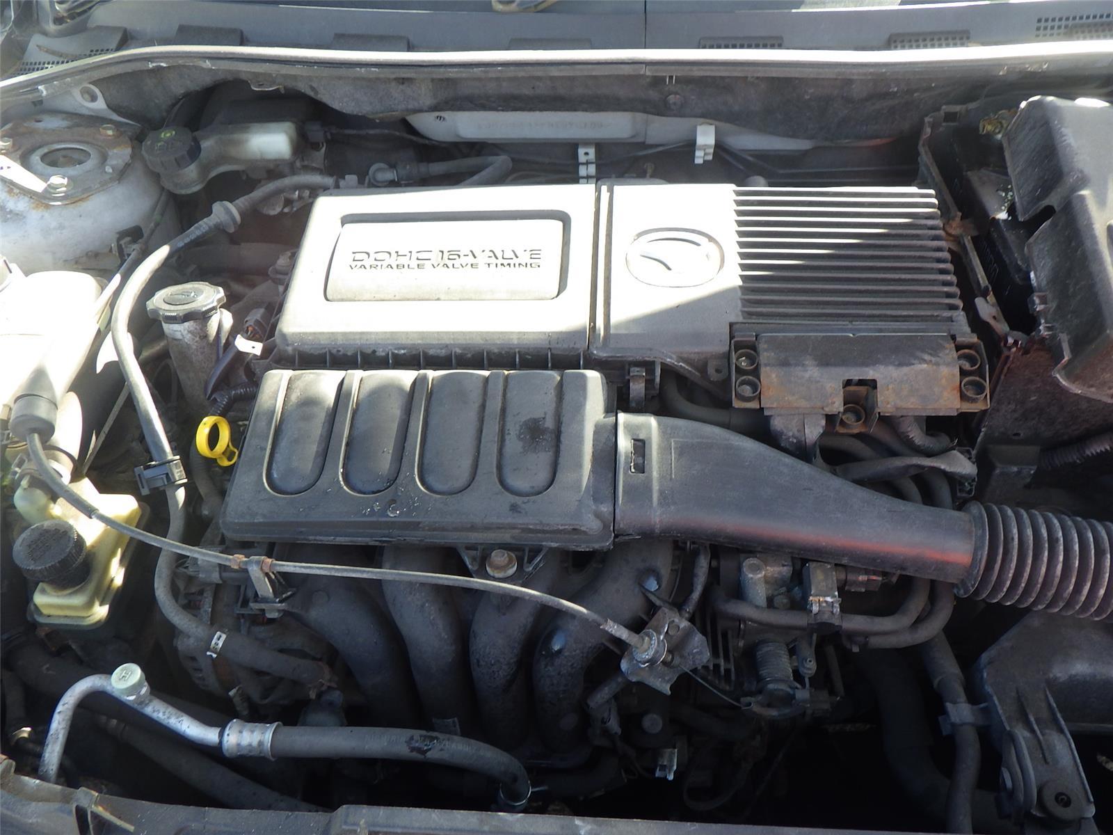 2006 Mazda 3 2004 To 2008 5 Door Hatchback Petrol Manual Engine Parts Diagram