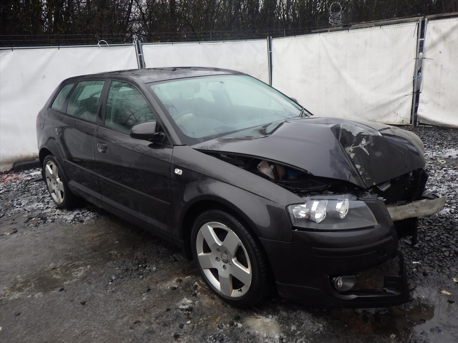 2007 audi a3 sport tdi 5 door hatchback diesel manual breaking for used and spare parts from. Black Bedroom Furniture Sets. Home Design Ideas