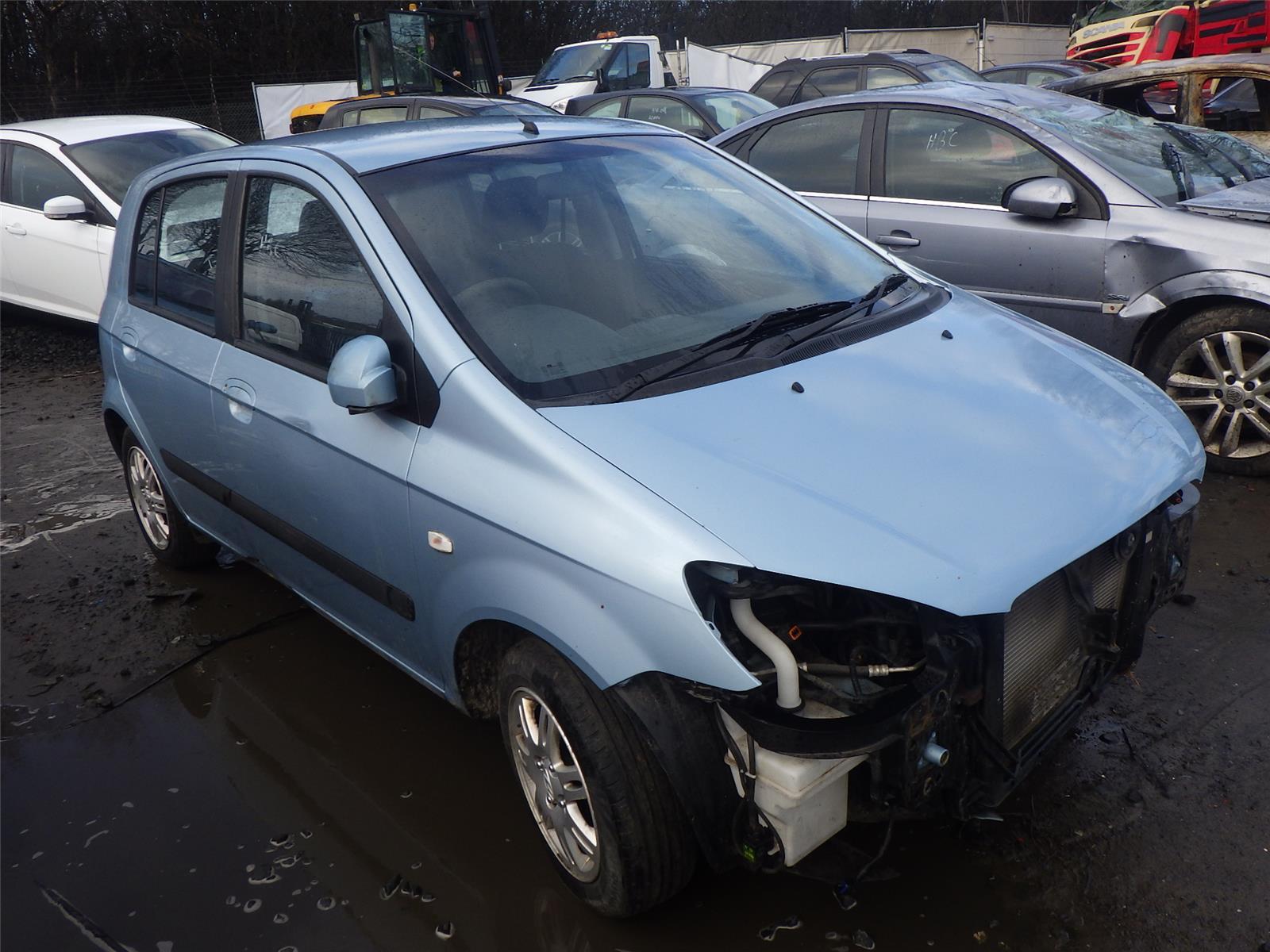 Hyundai Getz 2002 To 2009 5 Door Hatchback