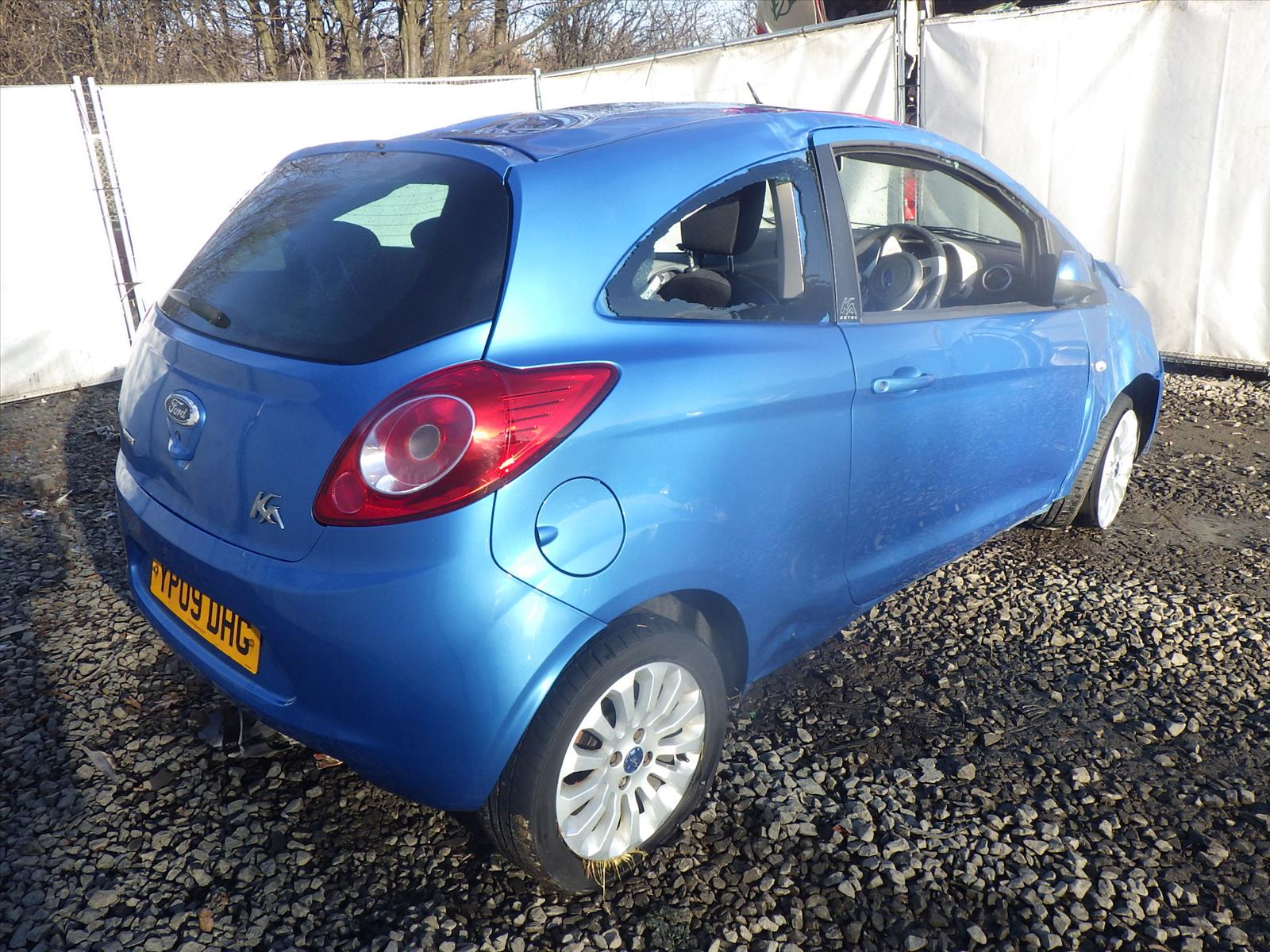 Ford Ka  Zetec Tdci  Cc Manualsel Car Alternator