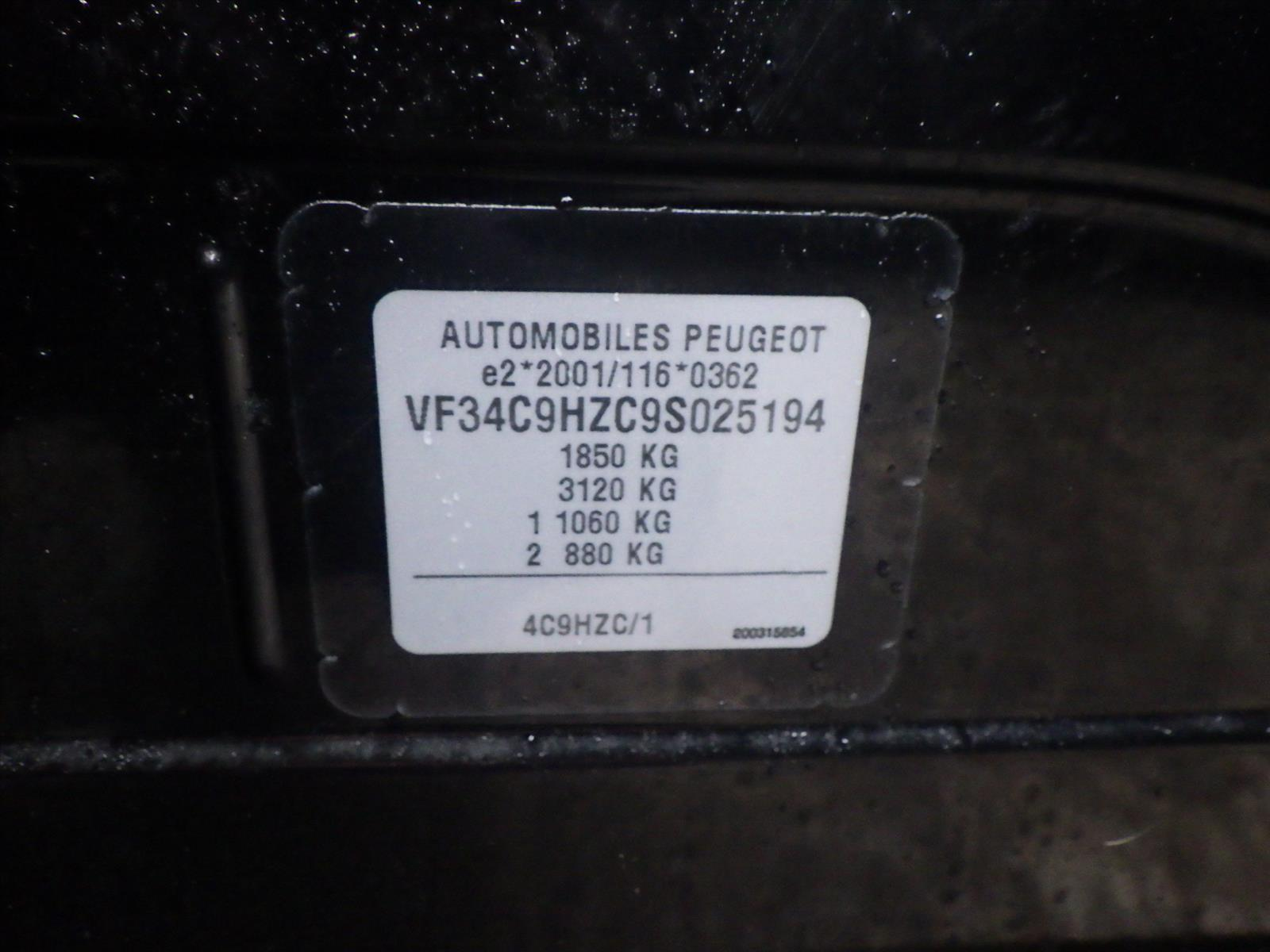 Peugeot 308 2008 To 2010 Fuse Box Diesel Manual For Sale From 106