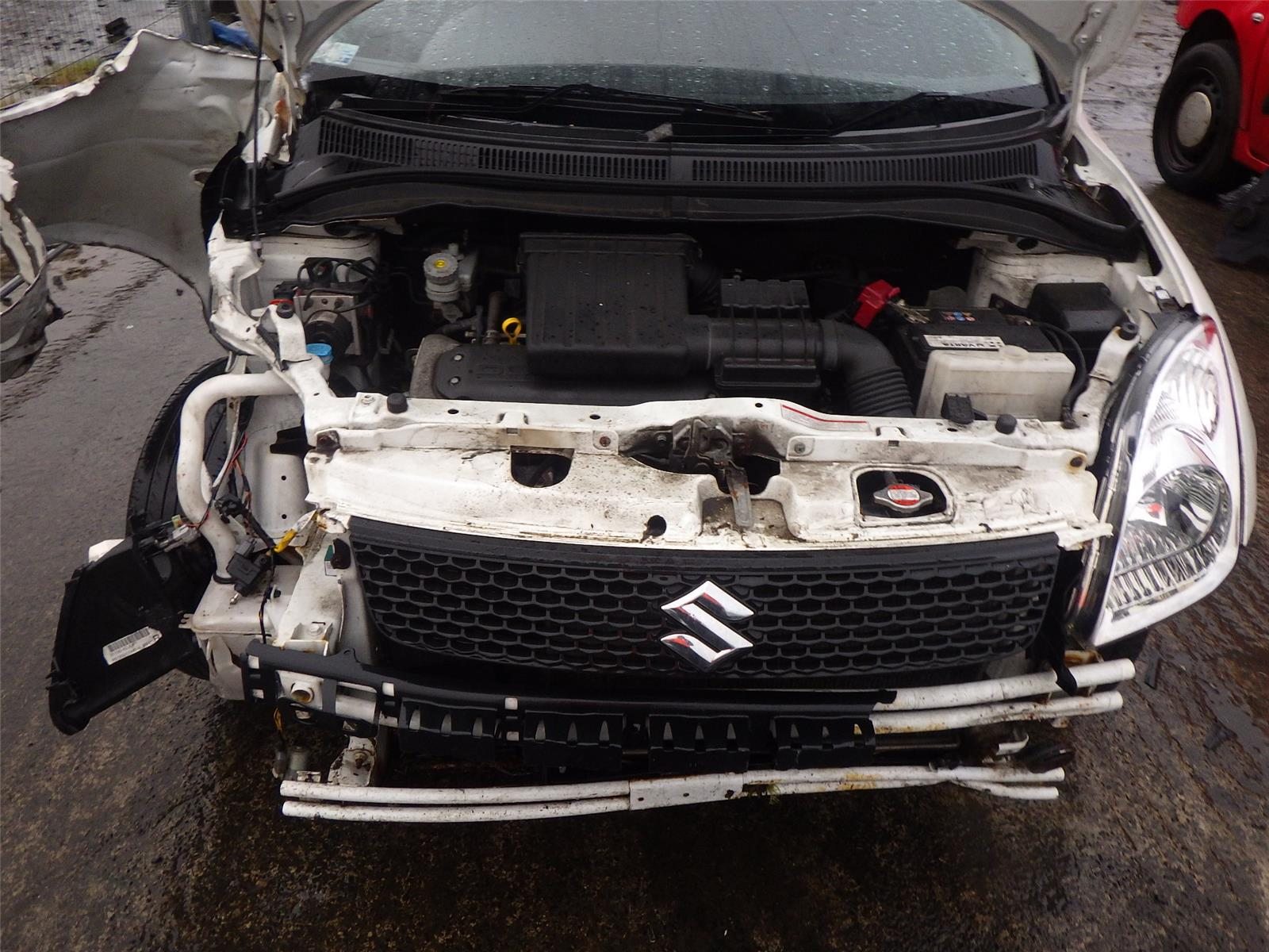 2009 Suzuki Swift GL 3 Door Hatchback (Petrol / Manual) breaking for used  and spare parts from Burnside Motors, Auto Salvage Dealers in Leven, Fife