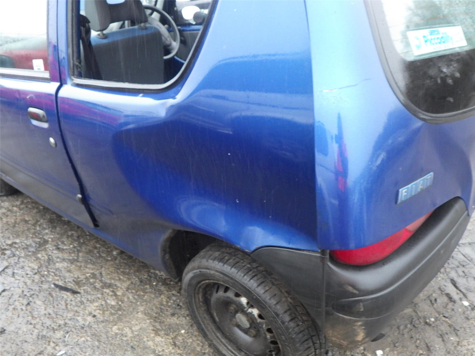 used fiat at en of seicento voiture occasion km