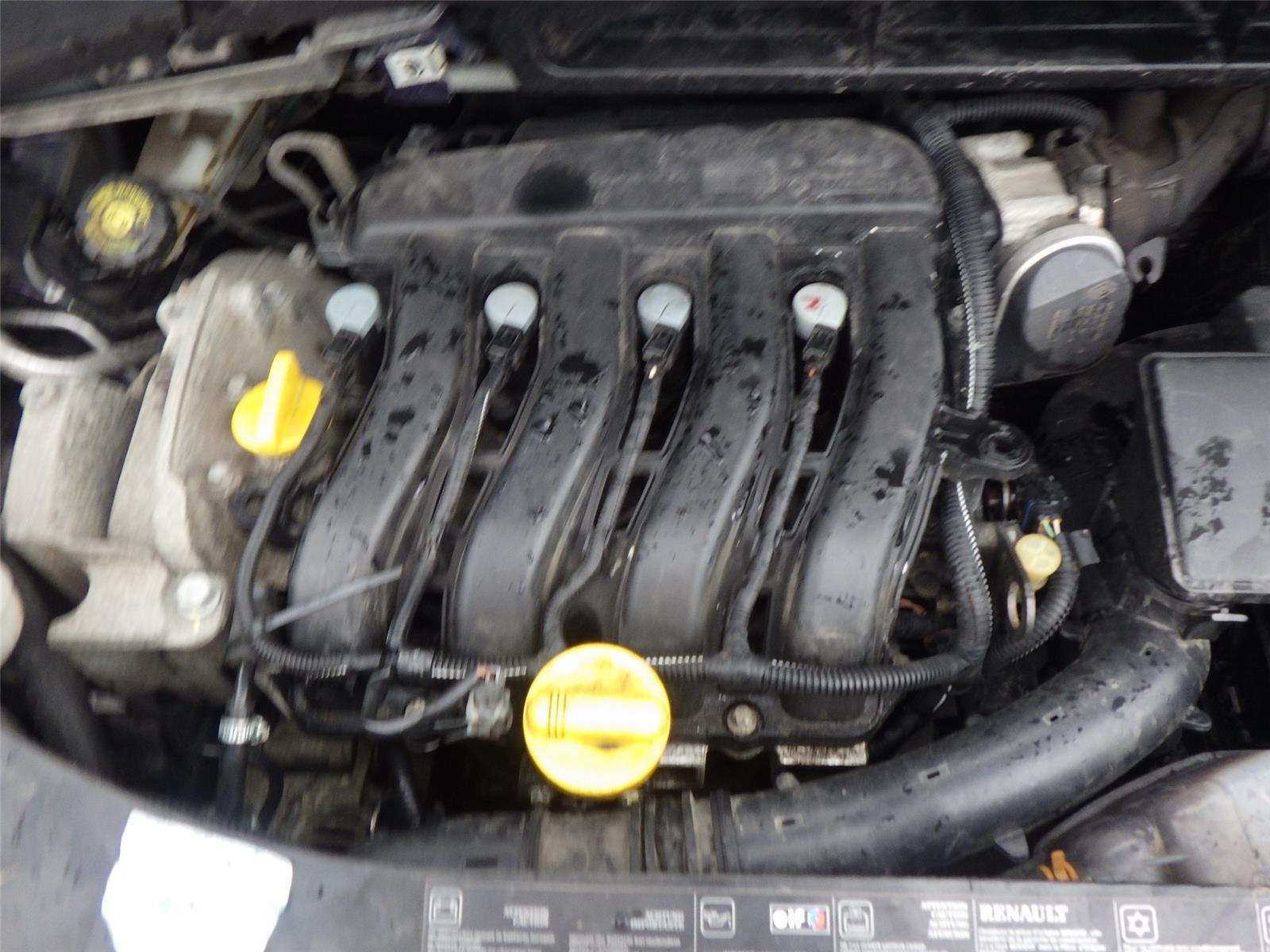 2007 renault modus dynamique 5 door hatchback petrol manual rh burnsidemotors co uk manuel renault modus manual radio renault modus