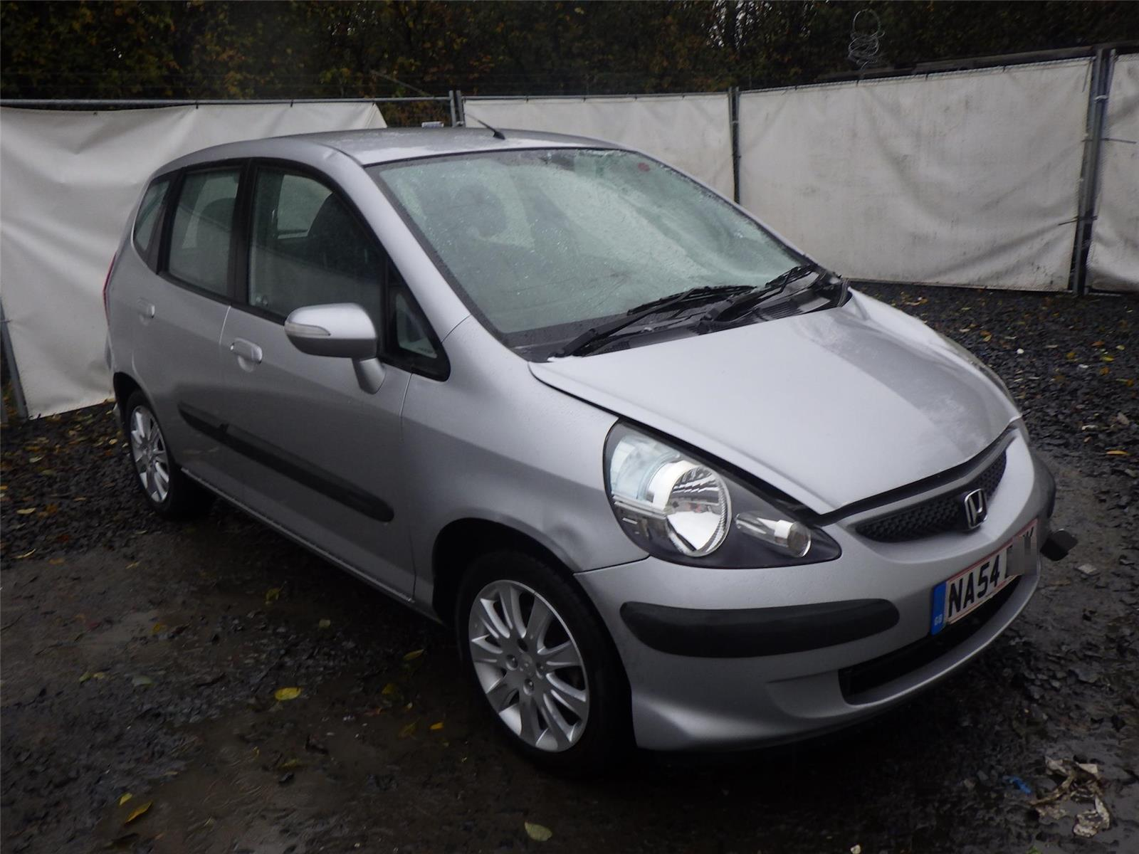 Honda Jazz 2002 To 2004 5 Door Hatchback