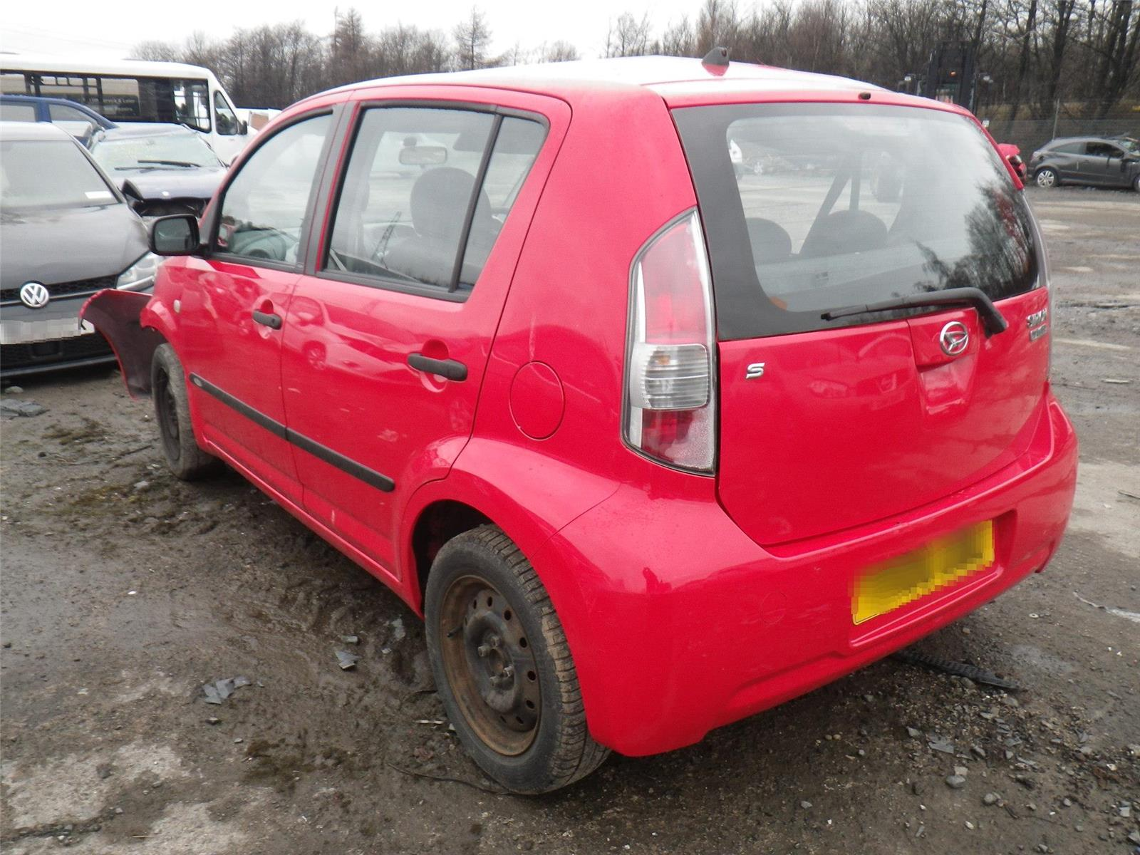 ... 2006 Daihatsu Sirion 2005 To 2010 1.0l Manual Petrol Car Transmission  Assembly ...