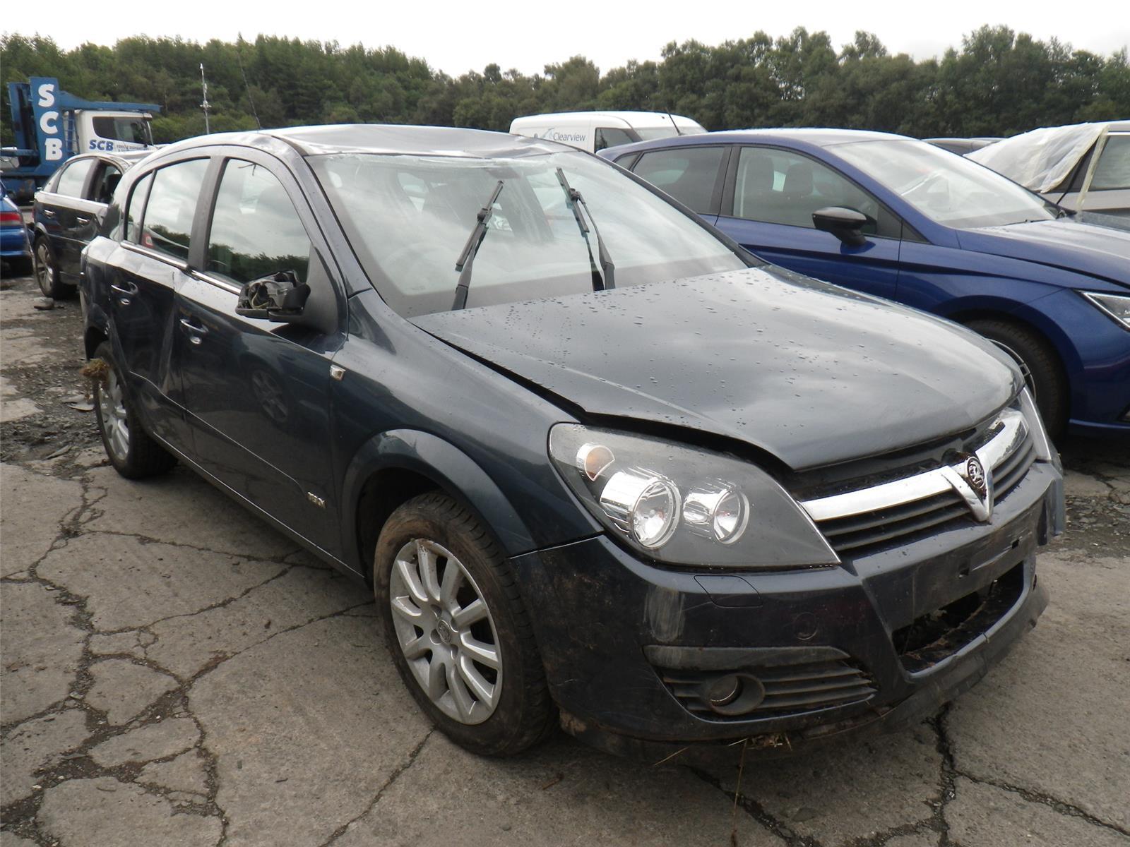 Vauxhall Astra 2004 To 2006 5 Door Hatchback